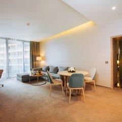 Гостиница Mriya Resort & SPA 5* Люкс с различными типами кроватей фото 6
