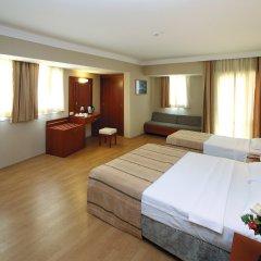 Julian Club Hotel 4* Стандартный номер с различными типами кроватей фото 3