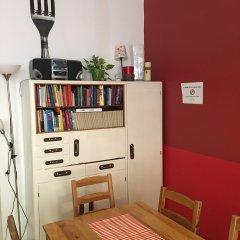 Hostel Rosemary Кровать в общем номере с двухъярусной кроватью фото 12