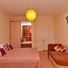 Гостиница У Верблюжьих горбов Стандартный номер с различными типами кроватей фото 16