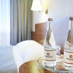 Гостиница Евроотель Ставрополь 4* Номер Бизнес с двуспальной кроватью фото 2
