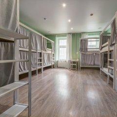 Хостел Маяковский Кровать в общем номере с двухъярусной кроватью фото 3
