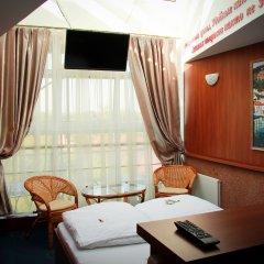 Гостиница Навигатор 3* Улучшенный номер с различными типами кроватей фото 11