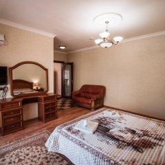 Гостиница Касабланка 3* Люкс с различными типами кроватей фото 2