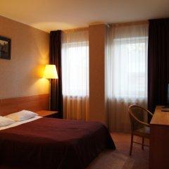 Бизнес-отель Богемия Стандартный номер с различными типами кроватей фото 4