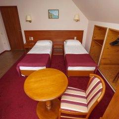 Парк-отель ДжазЛоо 3* Стандартный номер с двуспальной кроватью фото 16