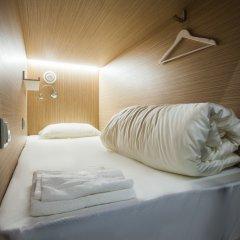 Гостиница Buran Capsule комната для гостей фото 2