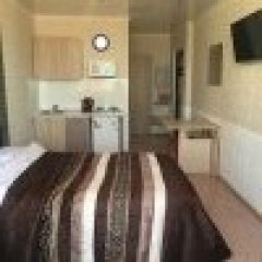 Гостиница Звезда Стандартный номер разные типы кроватей