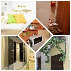 Мини-отель Адванс-Трио Номер категории Эконом фото 42