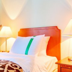 Президент Отель 4* Стандартный номер с различными типами кроватей фото 19