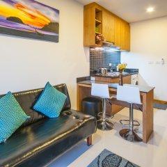 Апартаменты Peaceful at Saiyuan Buri Phuket в номере