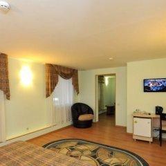 Hotel Olimpiya 3* Улучшенный номер с различными типами кроватей фото 11