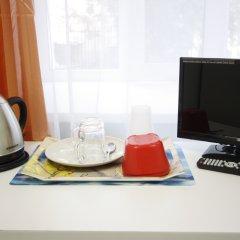 АХ отель на Комсомольской 2* Стандартный номер с разными типами кроватей фото 3