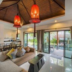 Отель The Bell Pool Villa Resort Phuket 5* Вилла с различными типами кроватей фото 4