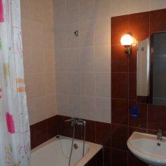 Апартаменты на Яна Фабрициуса ванная