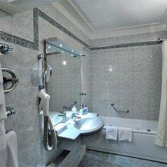 Гостиница Даниловская 4* Люкс двуспальная кровать фото 9