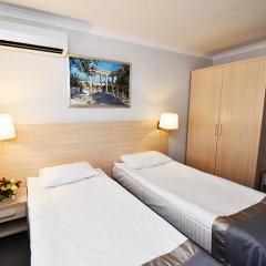 Гостиница Атлантика (бывш. Оптима) 3* Стандартный номер с различными типами кроватей фото 12