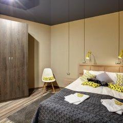 Хостел Братиславская Стандартный номер с двухъярусной кроватью