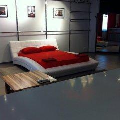Megapolis Hotel 3* Улучшенные апартаменты с различными типами кроватей фото 19