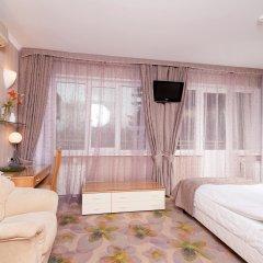 Гостиница Для Вас 4* Стандартный номер с двуспальной кроватью фото 12