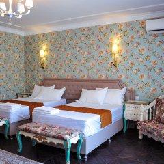 Гостевой Дом Семь Морей Номер Делюкс с различными типами кроватей фото 3