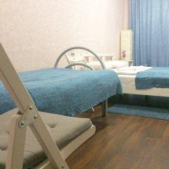 Мини-отель Роза Ветров Семейный номер категории Эконом с двуспальной кроватью (общая ванная комната) фото 6