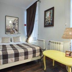 Хостел Дом Стандартный номер разные типы кроватей