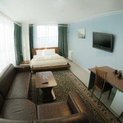Гостиница Волна Люкс разные типы кроватей