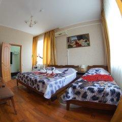 Гостиница Императрица Номер Эконом с разными типами кроватей (общая ванная комната)