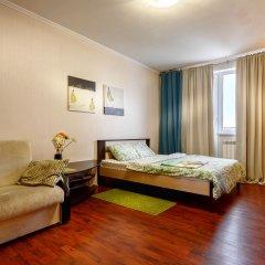 Апартаменты Наметкина 1 Апартаменты с разными типами кроватей