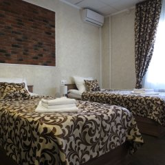 Гостиница Fortune Inn 4* Стандартный номер с разными типами кроватей фото 4
