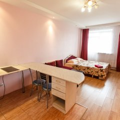 Гостиница Аврора Студия с различными типами кроватей фото 6