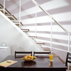 Апартаменты Дерибас Улучшенный номер с различными типами кроватей фото 37