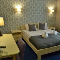 Гостиница Ajur 3* Стандартный номер разные типы кроватей фото 10