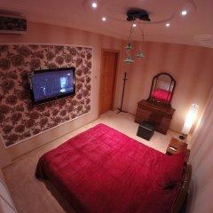 Гостиница Майкоп Сити Номер Делюкс с различными типами кроватей фото 3