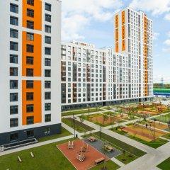 Гостиница Malevich new studio 4 в Одинцово отзывы, цены и фото номеров - забронировать гостиницу Malevich new studio 4 онлайн балкон