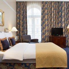 Гостиница Radisson Royal комната для гостей фото 6