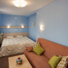 Гостиница Два крыла Улучшенный номер с 2 отдельными кроватями фото 2