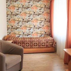 Гостиница Единство Стандартный номер с разными типами кроватей фото 17
