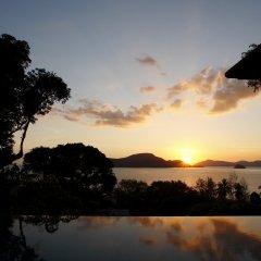 Sri Panwa Phuket Luxury Pool Villa Hotel 5* Люкс с различными типами кроватей фото 49