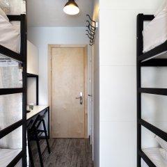Гостиница Live Стандартный номер с различными типами кроватей фото 11