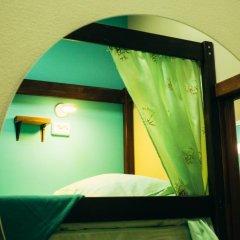 Хостел Найс Рязань Кровать в женском общем номере с двухъярусной кроватью фото 10