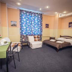 Мини-гостиница Авиамоторная 2* Номер Комфорт с различными типами кроватей фото 5
