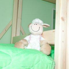 Хостел ВАМкНАМ Захарьевская Кровать в мужском общем номере с двухъярусной кроватью фото 8