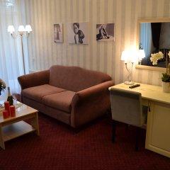 Отель Ajur 3* Люкс фото 13