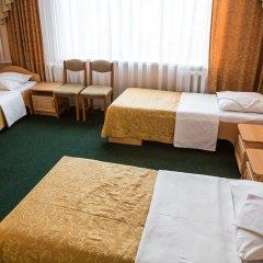 Гостиница Городки Номер с общей ванной комнатой с различными типами кроватей (общая ванная комната)