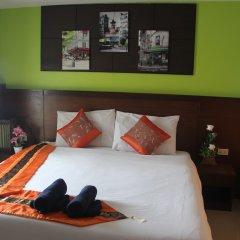 Green Harbor Patong Hotel 2* Стандартный номер разные типы кроватей фото 25