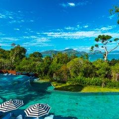 Sri Panwa Phuket Luxury Pool Villa Hotel бассейн фото 10
