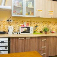 Апартаменты у Арбатских Ворот Номер Эконом разные типы кроватей фото 6