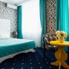 Гостиница Матрёшка Плаза в Самаре 11 отзывов об отеле, цены и фото номеров - забронировать гостиницу Матрёшка Плаза онлайн Самара комната для гостей фото 2